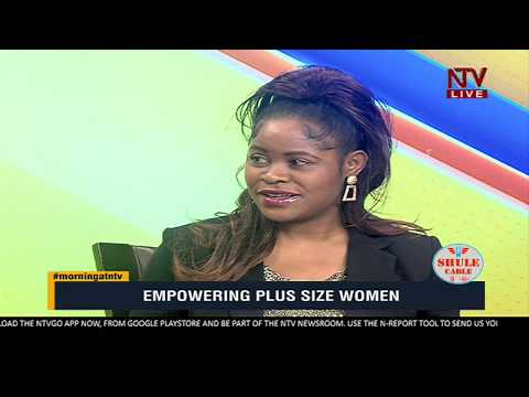 MORNING AT NTV: Empowering Plus-size women