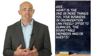 3G Methodology Video Explains How The Eliances ROUNDtable Works