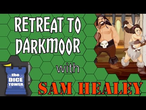 Retreat to Darkmoor Review - with Sam Healey