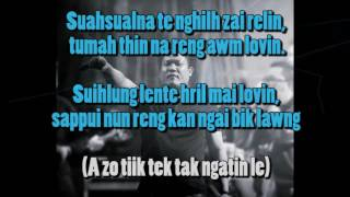 I lam ang aw Remix - Murphy feat LilZo, RickyDrac  & Joe Ralte  (version 2 0)