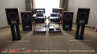 The New Tannoy Legacy Series, HiFi Deluxe Munich