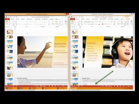 SharePoint Online co-authoring in PowerPoint - YouTube