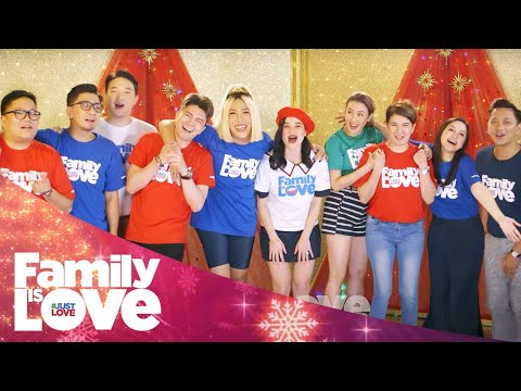 ABS-CBN releases official lyric video of their 2018 Christmas Station ID – Family is Love