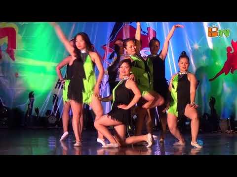 Nhảy Despacito - GV năng khiếu và tiếng anh hệ thống giáo dục Billgates schools ngày 8/3