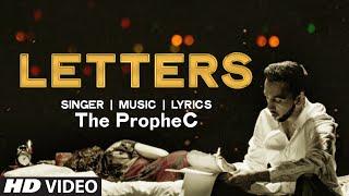 Letters  The Prophec