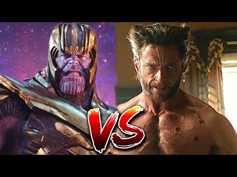 Marvel Characters Who Would ABSOLUTELY CRUSH Thanos