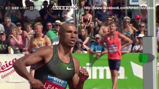 Damian Warner 8795pts NR's full decathlon, Götzis 2018