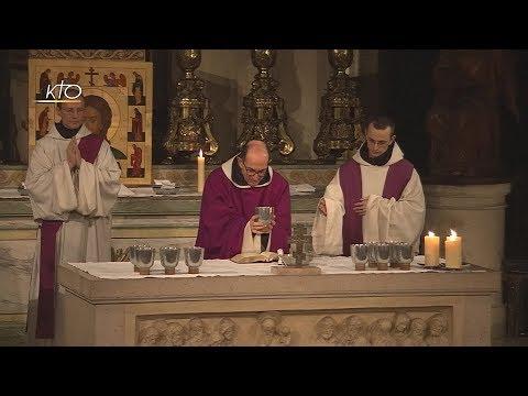 Vêpres et messe du 23 décembre 2017