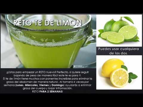 La bebida para el adelgazamiento con el jengibre por el limón y el té verde