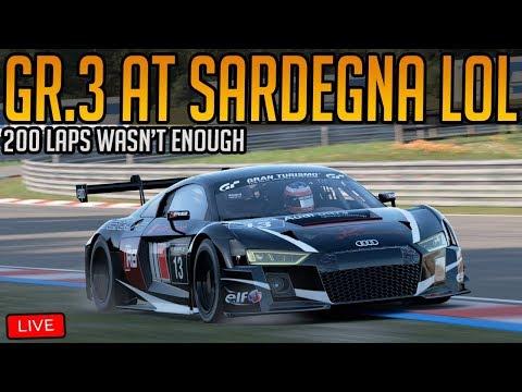 Gran Turismo Sport: 200 Laps Wasn't Enough   Daily Race Monday