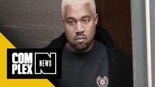 Kanye West Fires Yeezy Designer For Stealing Work
