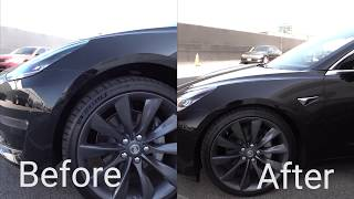 Fixing Tesla Model 3 Ride Quality - Before & After TEST | Kholo.pk
