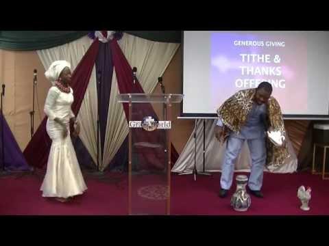 YORUBA Presentation/Drama Led By Tope Kilanko & Yemi Agbabiaje