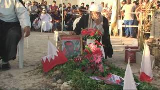 preview picture of video 'The 3rd Day of the Sitra Funeral for its martyr Sayed Jawad Marhoon'