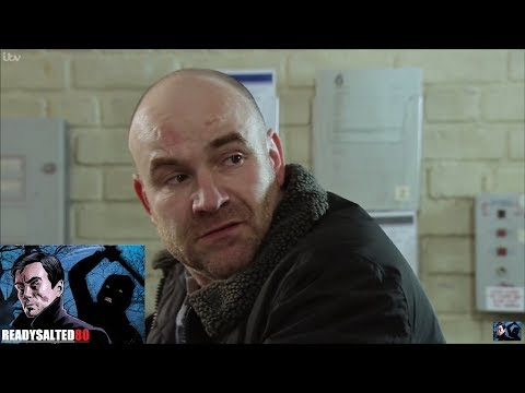 Coronation Street - Tim's Jokes Land Him In a Prison Cell