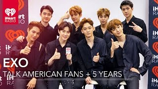 Download Video EXO on American Music + Inspiration to Fans | Exclusive Interview MP3 3GP MP4