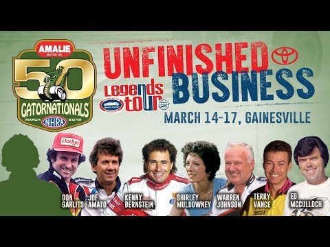Unfinished Business - Kenny Bernstein
