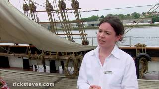 Thumbnail of the video 'Ireland's Potato Famine and Famine Ships'