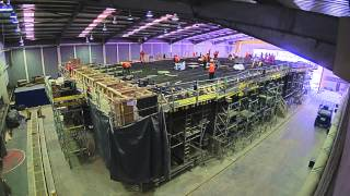 Queensferry Crossing Deck Fabrication - September 2015