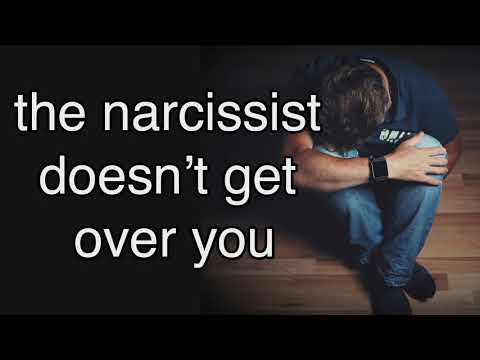 A Narcissist Doesn't Ever Really Get Over You - It Just Looks That Way