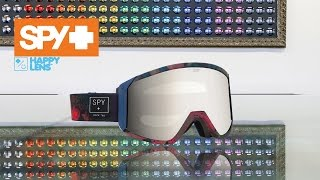 Spy Raider Snow Goggle