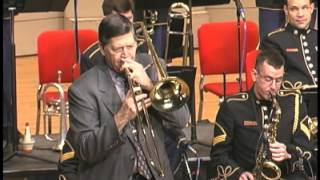 """Dave Steinmeyer with the Army Blues """"I'm Getting Sentimental""""   Kholo.pk"""