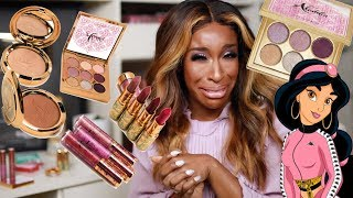 I Tried The Aladdin Makeup Collection So You Don't Have To...| Jackie Aina
