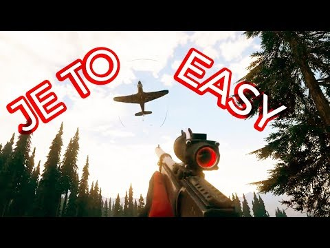 FAIL for the WIN - Je to EASY! - TO NAJLEPŠIE z Far Cry 5