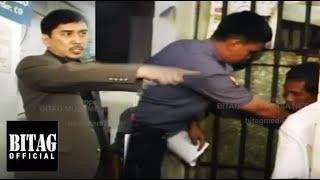 Bobong pulis, kinulong taxi driver! (BITAG bahala!)