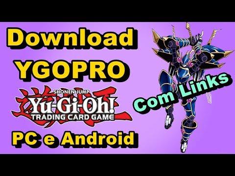 Nova atualização YGOPRO com Links para PC e Android - смотреть