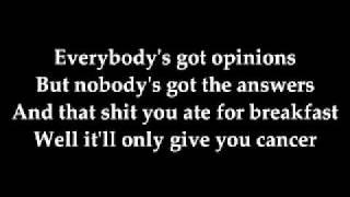Cinderella - Somebody save me (with lyrics)