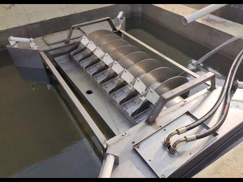 Floating Disc Type Oil Skimmer