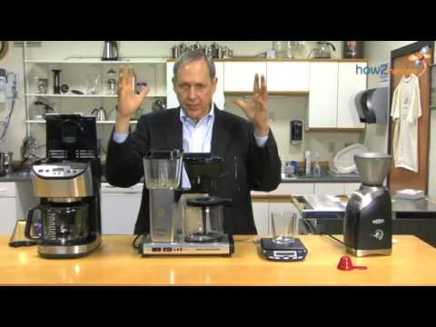 Drip Coffee Brewing with George Howell