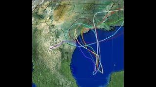 "Breaking ""Hurricane Harvey Headed To Houston Texas"""