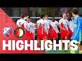 JEUGD | FC Utrecht O17 blaast Feyenoord O17 omver