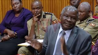 Gavumenti egamba Bobi Wine kati muntu mukulu alina okukuumibwa