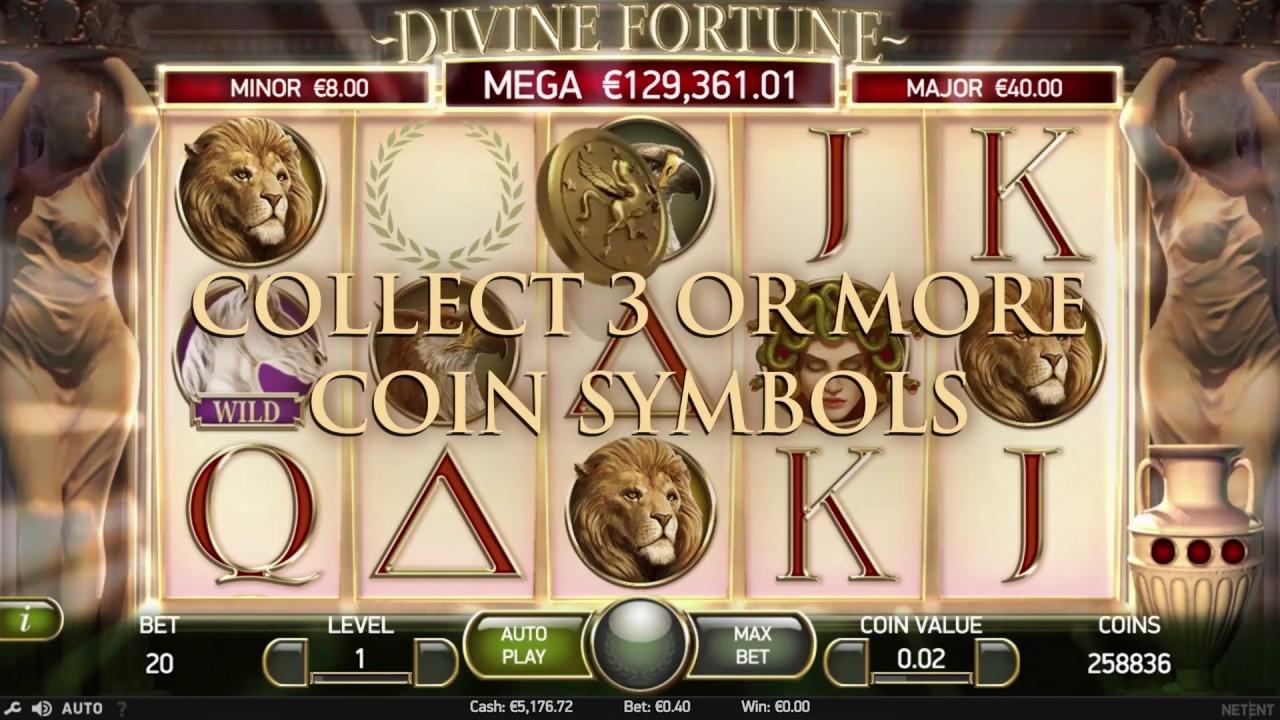 Divine Fortune från NetEnt