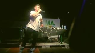 Rkomi   Aeroplanini Di Carta   Live @ Mabes Festival, Marnate