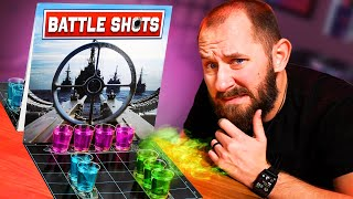 Mystery Shot Battleship Challenge!!