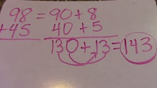 2 Digit Expanded Form Addition-Common Core Math