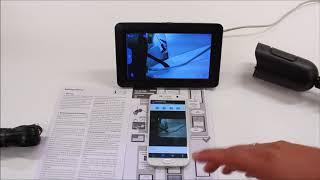 Video Funk Überwachung - Indexa DW500