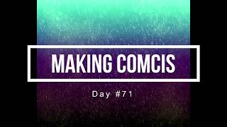 100 Days of Making Comics 71
