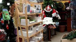 preview picture of video 'Xmas Decorations 2008A'