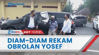 Diam-diam Yoris Rekam Percakapan Yosef soal Kunci Rumah TKP di Subang, Pengakuannya Beda pada Media