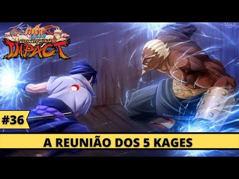 Naruto Shippuden Ultimate Ninja Impact #36 - Sasuke vs Raikage | Gameplay PC
