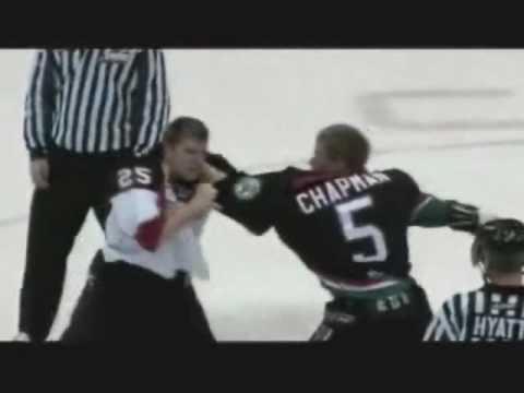 Tyler Halliday vs. Mitchell Chapman