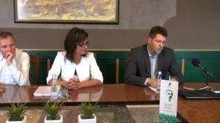 Podpis pogodb o skupnem izvajalcu zbiranja in odvoza komunalnih odpadkov