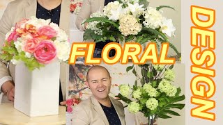 MAKING FLORAL ARRANGEMENTS  (fast And Easy Floral Design)