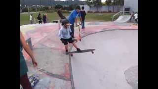 preview picture of video 'Jason - Doing his thing at Porirua'