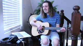 SWEAR TO GOD  Blackbear (acoustic Cover)